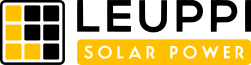 LEUPPI SOLAR POWER Logo